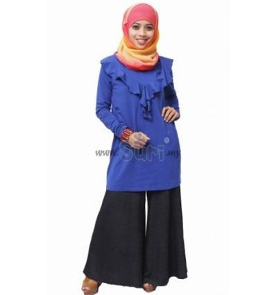 Suri Nursing Couture - Dactylis Blue