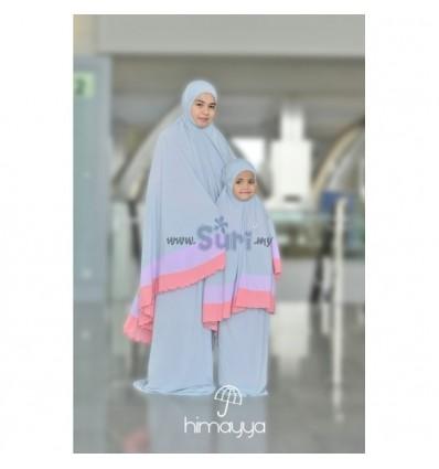 Telekung Mayya Fatimah Combo TMF07