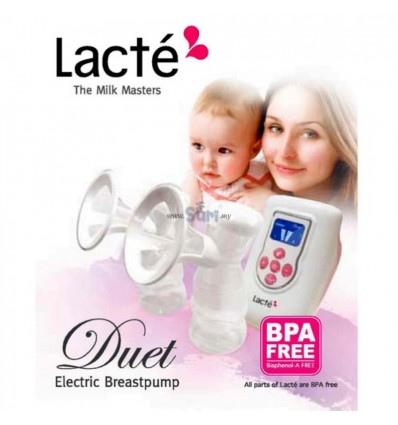 Lacte Breastpump