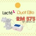 Lacte Duet Elite Double Electric Breast pump