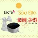 Lacte Solo Elite Single Electric Breastpump