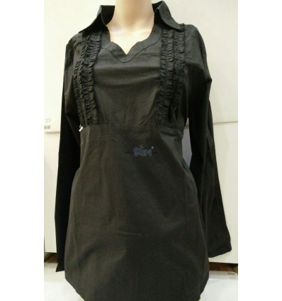 Nursing Blouse Black