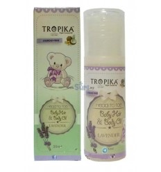 TROPIKA Baby Hair & Body Oil Lavender 30 ml