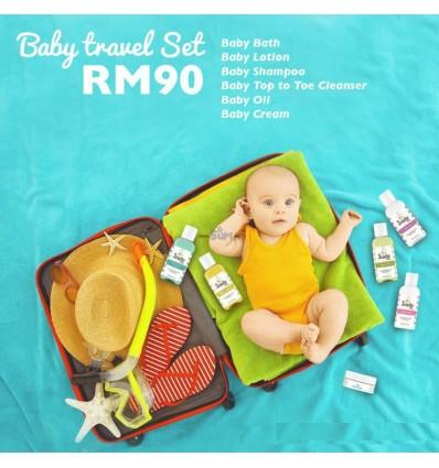 Joielle Baby Travel Set