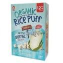 Apple Monkey Organic Rice Puff Original Flavour