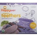 Happy Baby Organic Teethers Purple Carrot & Blueberry