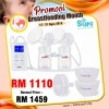 Spectra 9 Plus Breast Pump and Freemie Collection Cups
