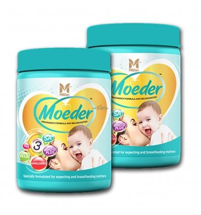 MOEDER - GENIUS PREGNANCY FORMULA