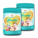 MOEDER Milk Booster - Set of 2