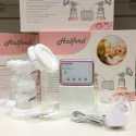 HALFORD DUO RECHARGEABLE BREASTPUMP
