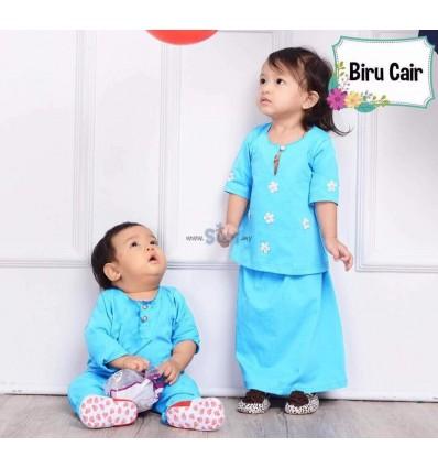 MHC Baju Melayu Light Blue