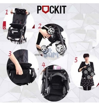 Pockit Compact Stroller