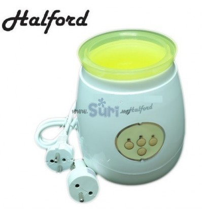 Halford 2 in 1 Digital Home & Car Warmer