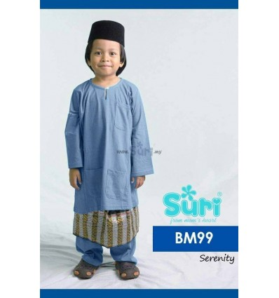 Baju Melayu BM99 - SERENITY