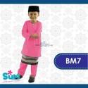 Baju Melayu BM07 - LIGHT PINK