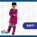 Baju Melayu BM91 - MANGOSTEEN