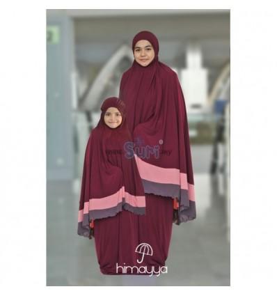 Telekung Mayya Fatimah Combo TMF09