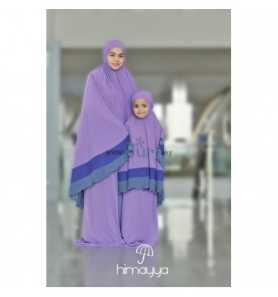 Telekung Mayya Fatimah Combo TMF11
