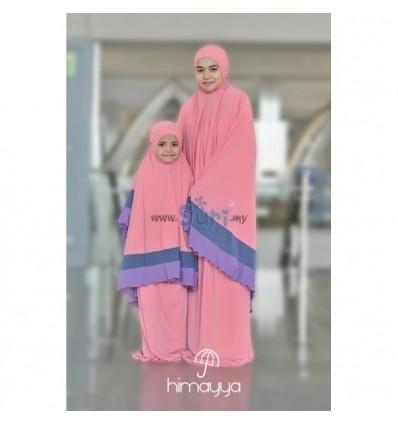Telekung Mayya Fatimah Combo TMF15