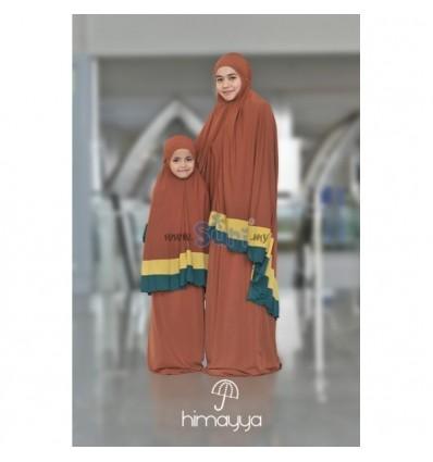 Telekung Mayya Fatimah Combo TMF17