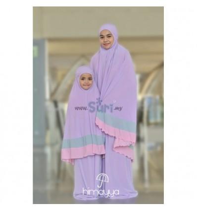 Telekung Mayya Fatimah Combo TMF19