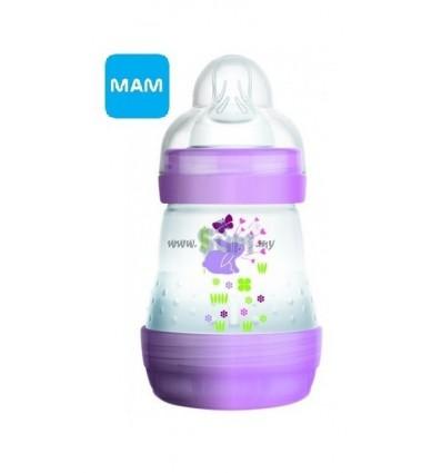 MAM Anti-Colic Bottle 160ml - PURPLE