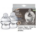 TOMMEE TIPPEE : Closer To Nature 5oz/150ml PP(Double)