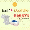 Lacte Duet Elite Double Electric Breast pump