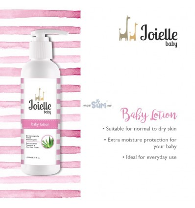 Joielle Baby Lotion 250ml