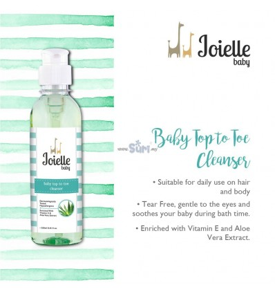 Joielle Baby Top-to-Toe 250ml