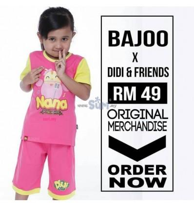 DIDI & FRIENDS Shirt Original Pink