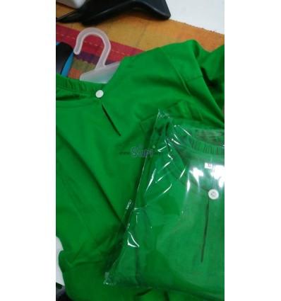 Baju Melayu BM42 - Emerald Green
