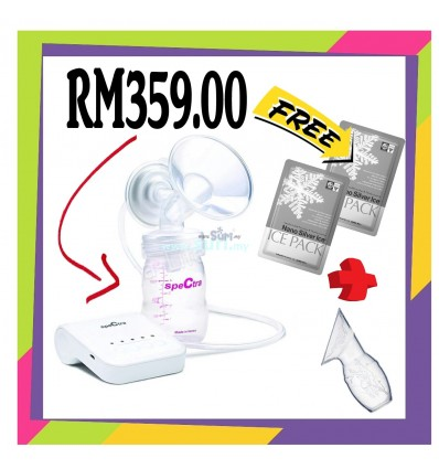 Spectra Q Portable Electric Breast Pump