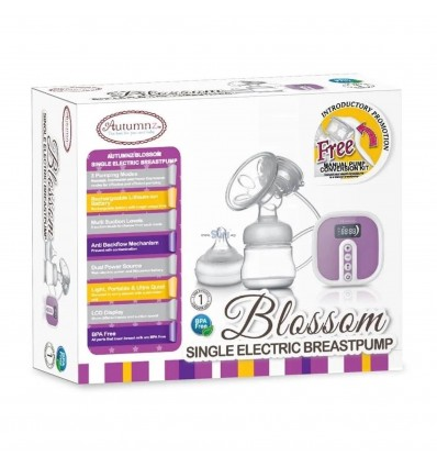 AUTUMNZ - BLOSSOM SINGLE ELECTRIC BREASTPUMP
