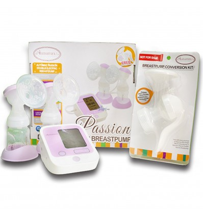 AUTUMNZ - PASSION DOUBLE ELECTRIC BREASTPUMP