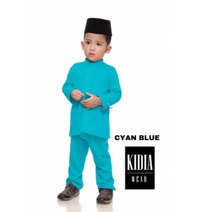 KIDIA CYAN BLUE