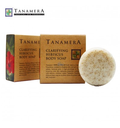 Tanamera Clarifying Hibiscus Body Soap