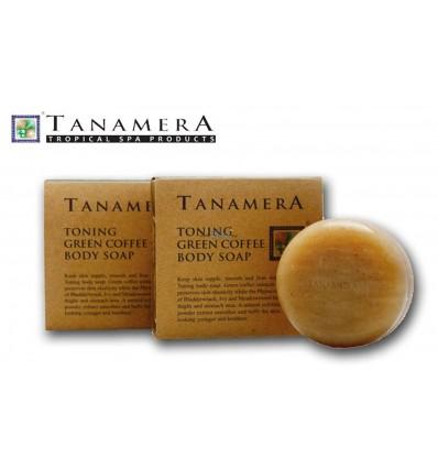 Tanamera Toning Green Coffee Body Soap