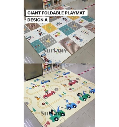 Giant Foldable Playmate 1.5 cm