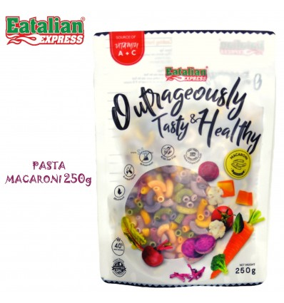 Eatalian Express Fusilla / Macaroni / Shell 100g
