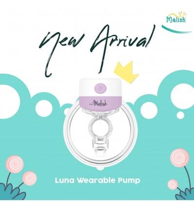 Malish Luna Wearable Rechargeable Breastpump