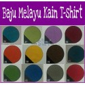 Baju Melayu BM43-Hijau Lumut